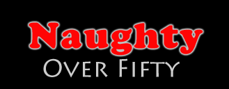 older Sex Dating at Naughty Over Fifty Logo